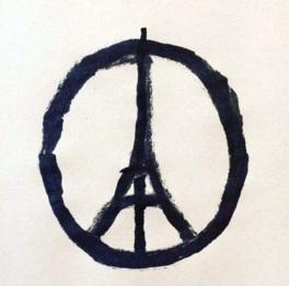 Paris-attacks-symbol